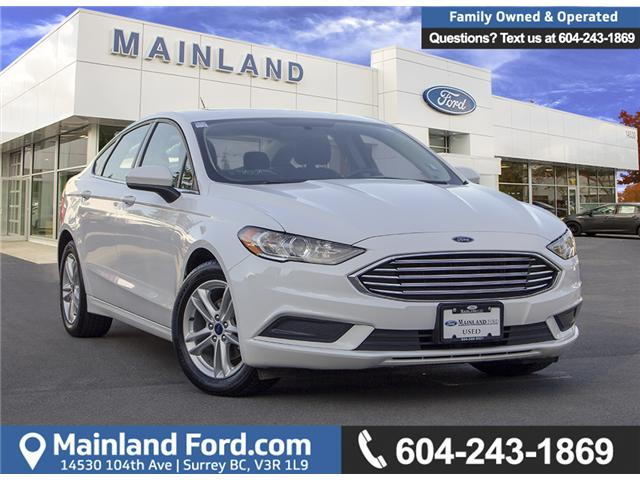 2018 Ford Fusion SE (Stk: P2330) in Surrey - Image 1 of 27