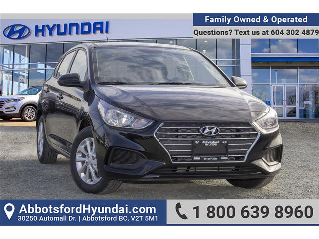 2019 Hyundai Accent Preferred (Stk: KA047132) in Abbotsford - Image 1 of 25
