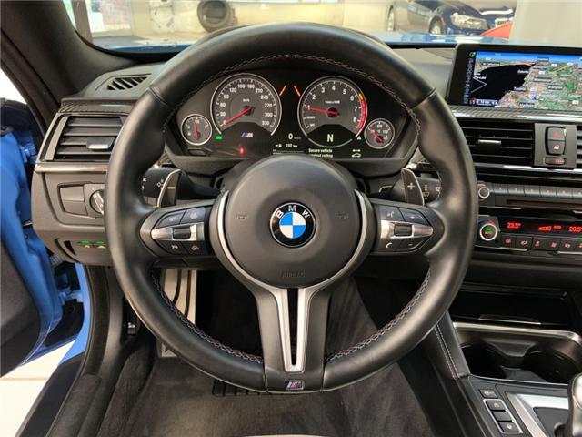 2015 BMW M4  (Stk: AP1702-1) in Vaughan - Image 18 of 25