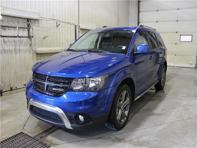 2015 Dodge Journey Crossroad (Stk: JT030B) in Rocky Mountain House - Image 1 of 29