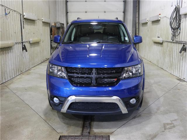 2015 Dodge Journey Crossroad (Stk: JT030B) in Rocky Mountain House - Image 2 of 29