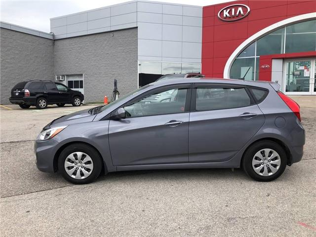 2017 Hyundai Accent GL (Stk: K2952) in Mississauga - Image 2 of 17