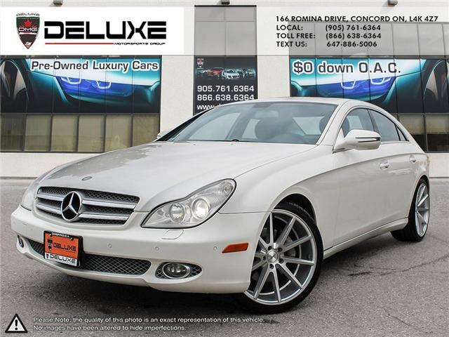 2009 Mercedes-Benz CLS-Class Base (Stk: D0481) in Concord - Image 1 of 19