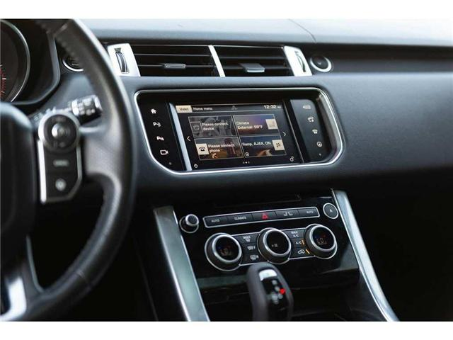 2016 Land Rover Range Rover Sport DIESEL Td6 HSE (Stk: P0681) in Ajax - Image 19 of 30