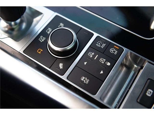 2016 Land Rover Range Rover Sport DIESEL Td6 HSE (Stk: P0681) in Ajax - Image 29 of 30
