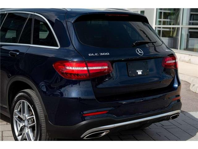 2017 Mercedes-Benz GLC 300 Base (Stk: P0685) in Ajax - Image 9 of 25