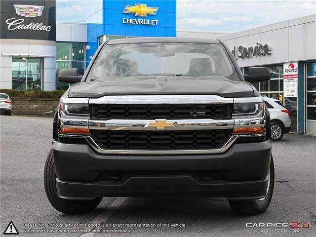 2018 Chevrolet Silverado 1500 WT (Stk: 2884759) in Toronto - Image 2 of 24
