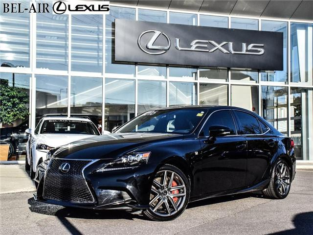 2016 Lexus IS 350 Base (Stk: L0426) in Ottawa - Image 1 of 30