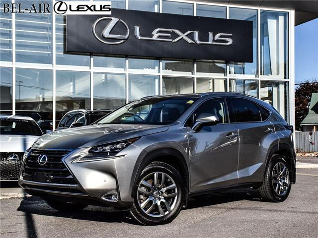 2016 Lexus NX 200t Base (Stk: L0424) in Ottawa - Image 1 of 30