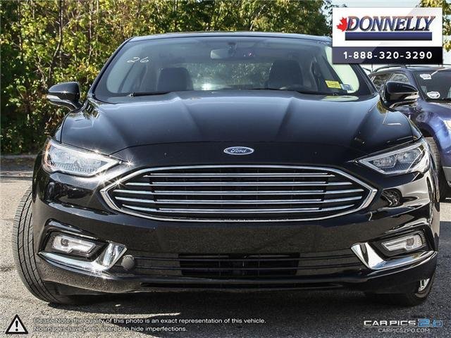 2017 Ford Fusion SE (Stk: PLDUR5897) in Ottawa - Image 2 of 28