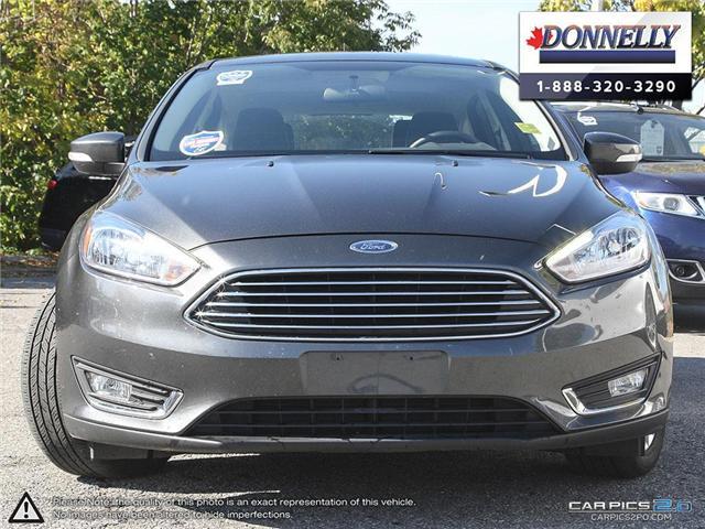 2018 Ford Focus Titanium (Stk: PLDUR5890) in Ottawa - Image 2 of 28