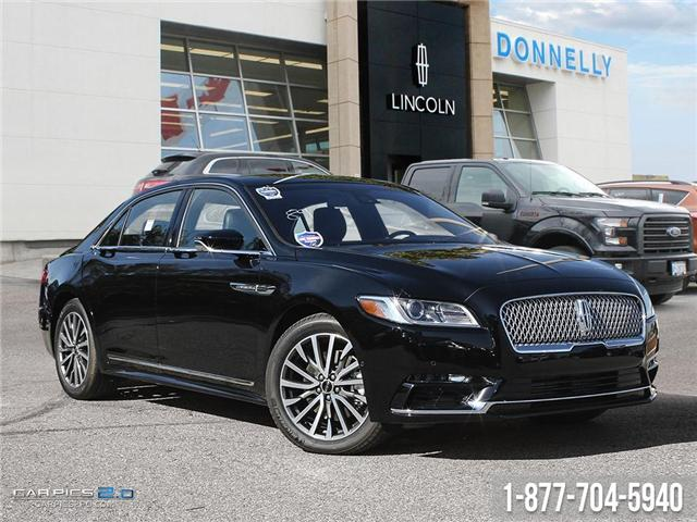 2017 Lincoln Continental Select (Stk: PLDU5902) in Ottawa - Image 1 of 27