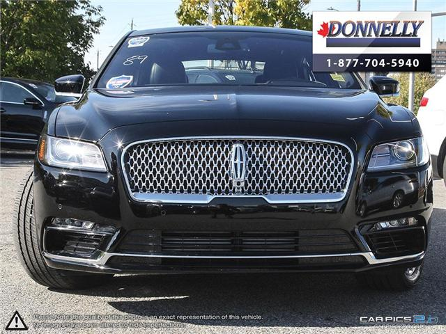 2017 Lincoln Continental Select (Stk: PLDU5902) in Ottawa - Image 2 of 27