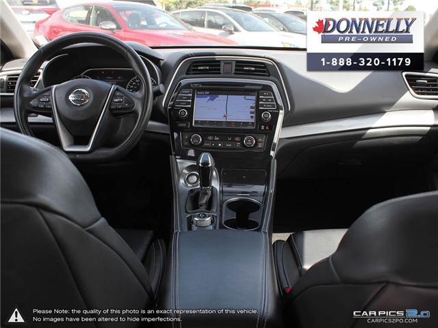 2018 Nissan Maxima  (Stk: CLKUR2179) in Kanata - Image 27 of 27