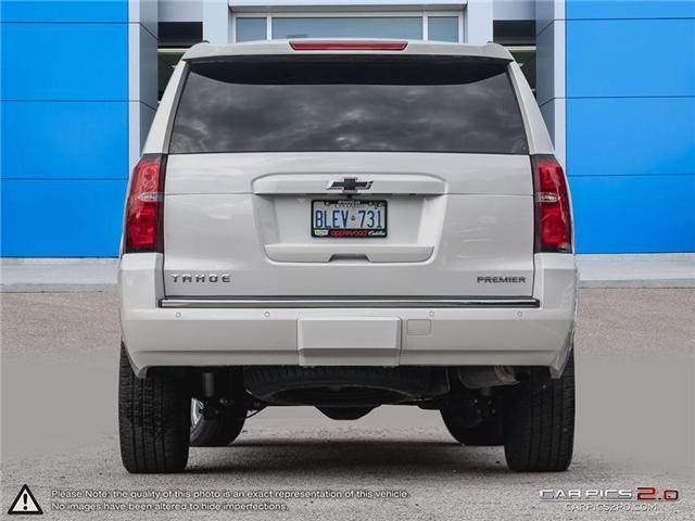 2019 Chevrolet Tahoe Premier (Stk: T9K003) in Mississauga - Image 5 of 27