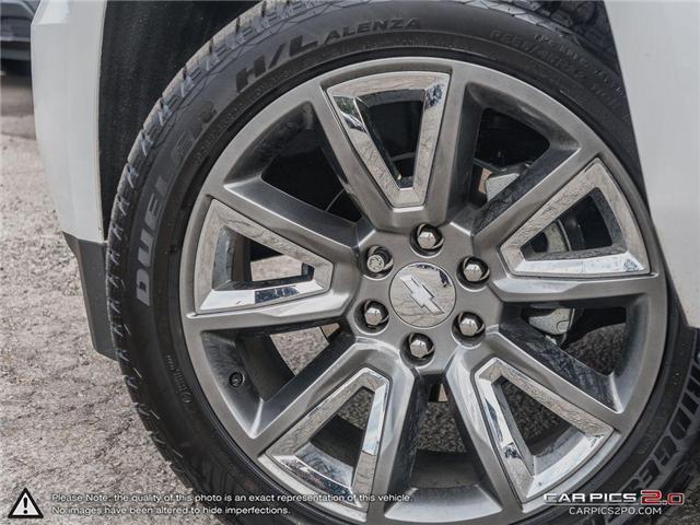 2019 Chevrolet Tahoe Premier (Stk: T9K003) in Mississauga - Image 6 of 27
