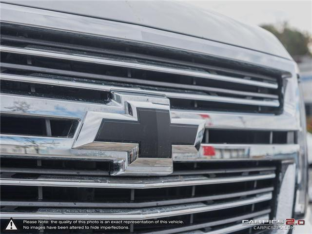 2019 Chevrolet Tahoe Premier (Stk: T9K003) in Mississauga - Image 9 of 27