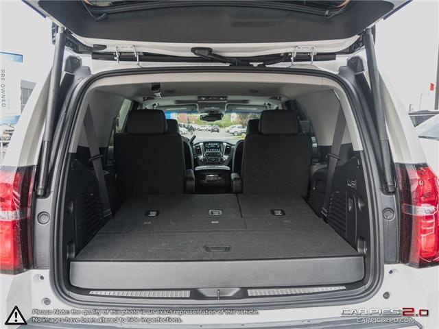 2019 Chevrolet Tahoe Premier (Stk: T9K003) in Mississauga - Image 11 of 27