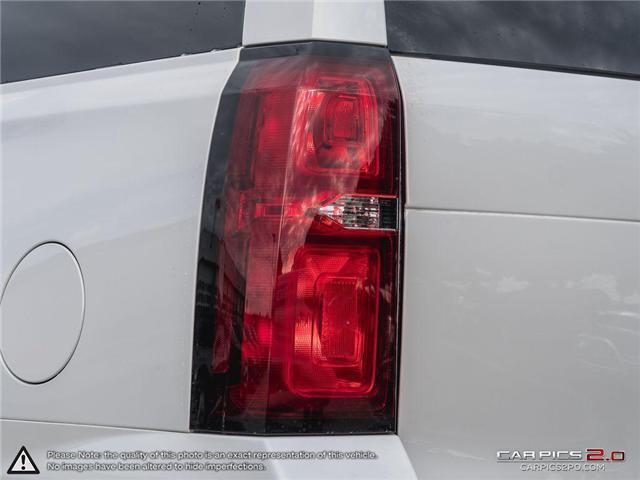 2019 Chevrolet Tahoe Premier (Stk: T9K003) in Mississauga - Image 12 of 27