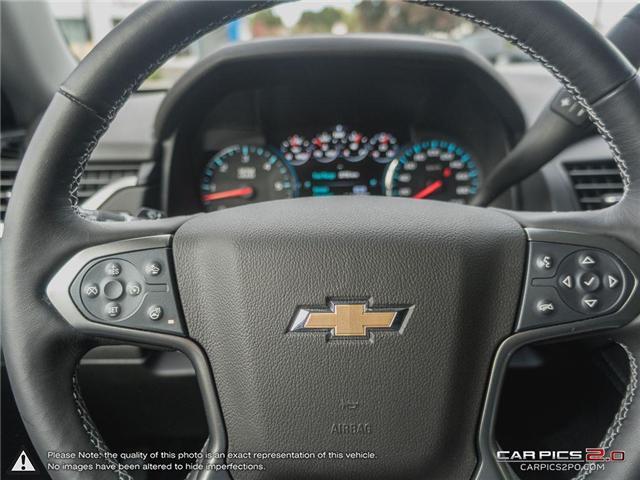 2019 Chevrolet Tahoe Premier (Stk: T9K003) in Mississauga - Image 14 of 27