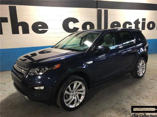 2016 Land Rover Discovery Sport HSE (Stk: SALCR2) in Toronto - Image 1 of 28