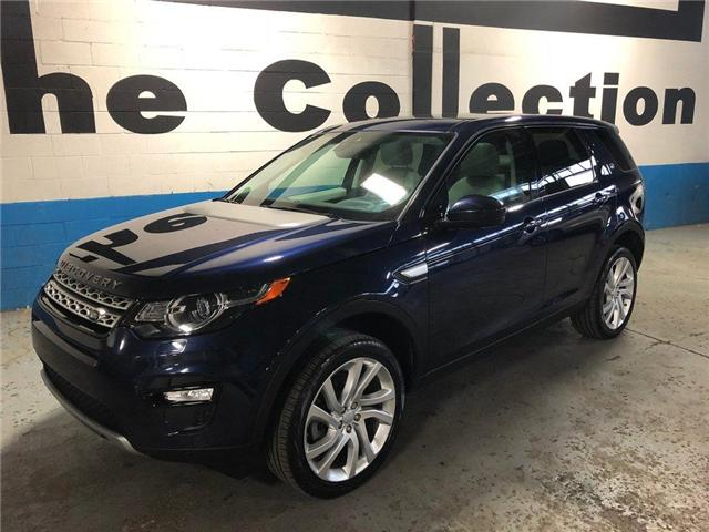 2016 Land Rover Discovery Sport HSE (Stk: SALCR2) in Toronto - Image 2 of 28