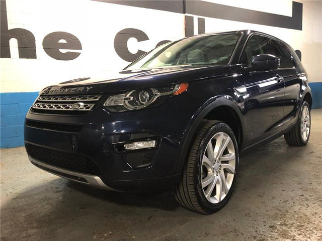 2016 Land Rover Discovery Sport HSE (Stk: SALCR2) in Toronto - Image 4 of 28