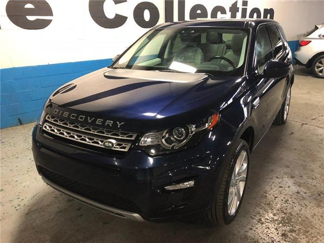 2016 Land Rover Discovery Sport HSE (Stk: SALCR2) in Toronto - Image 5 of 28