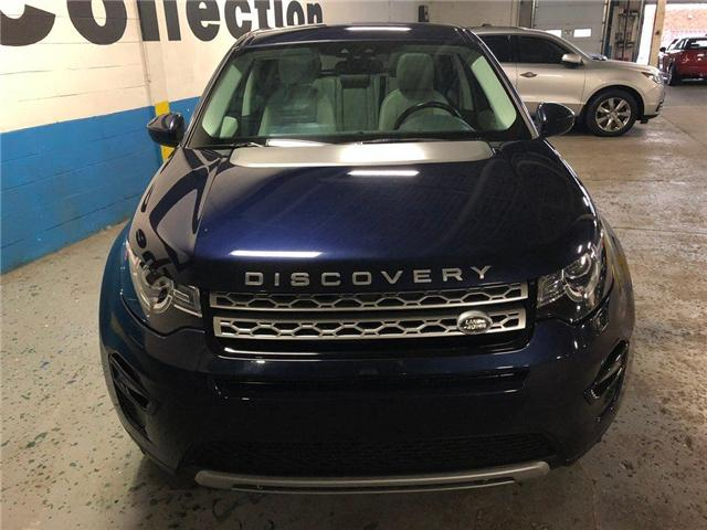 2016 Land Rover Discovery Sport HSE (Stk: SALCR2) in Toronto - Image 6 of 28