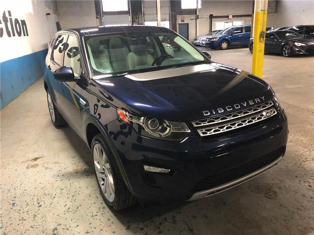 2016 Land Rover Discovery Sport HSE (Stk: SALCR2) in Toronto - Image 7 of 28