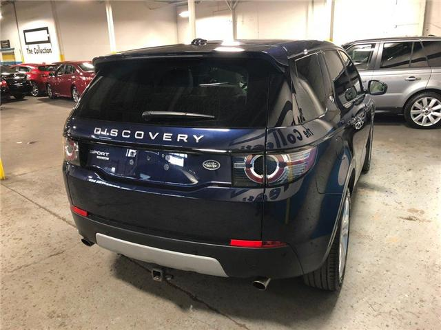 2016 Land Rover Discovery Sport HSE (Stk: SALCR2) in Toronto - Image 12 of 28