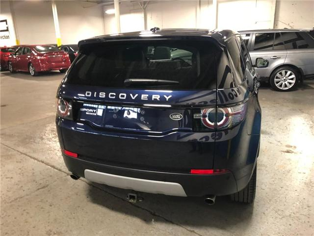 2016 Land Rover Discovery Sport HSE (Stk: SALCR2) in Toronto - Image 13 of 28