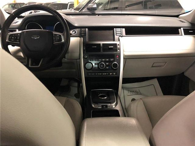 2016 Land Rover Discovery Sport HSE (Stk: SALCR2) in Toronto - Image 23 of 28