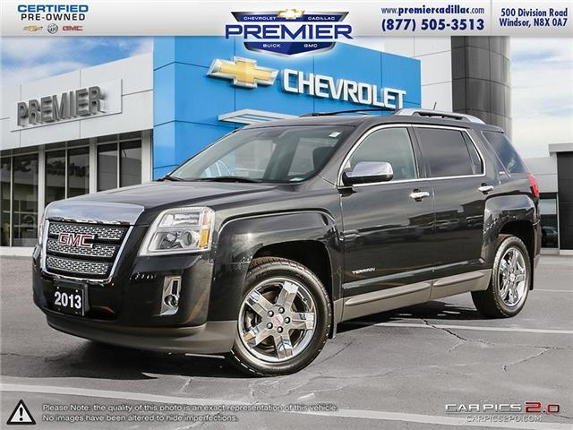 2013 GMC Terrain SLT-2 (Stk: P18199A) in Windsor - Image 1 of 27