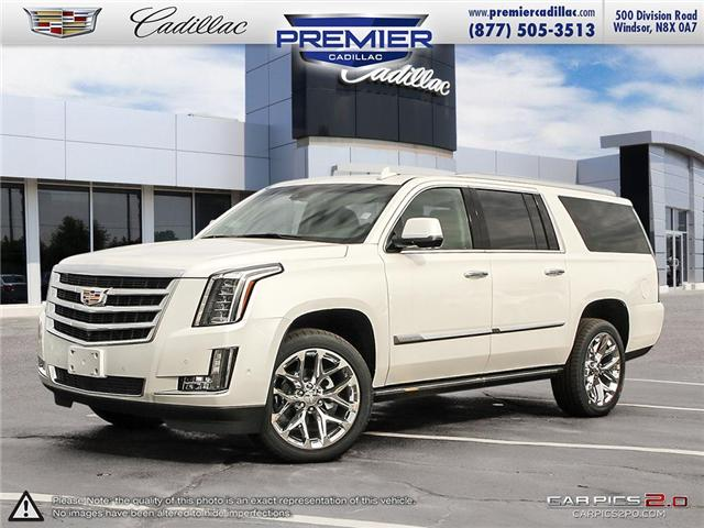 2019 Cadillac Escalade ESV Premium Luxury (Stk: 191135) in Windsor - Image 1 of 27