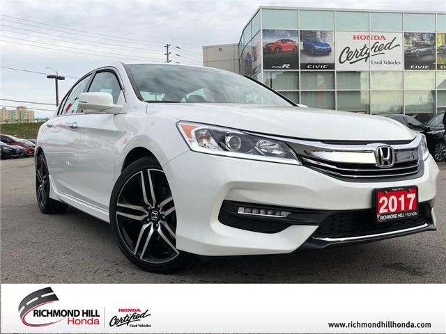 2017 Honda Accord Sport (Stk: 181291P) in Richmond Hill - Image 1 of 20