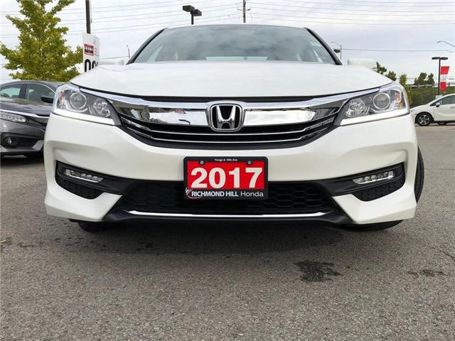 2017 Honda Accord Sport (Stk: 181291P) in Richmond Hill - Image 2 of 20
