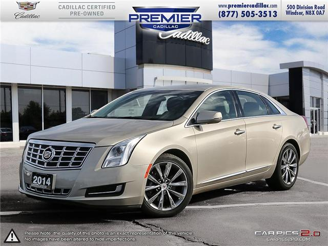 2014 Cadillac XTS Base (Stk: P18219) in Windsor - Image 1 of 27