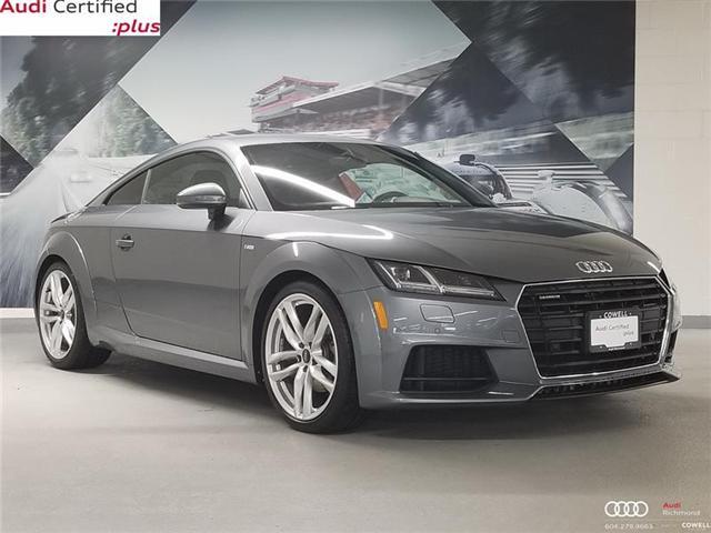2017 Audi TT 2.0T (Stk: AURA4790A) in Richmond - Image 1 of 21