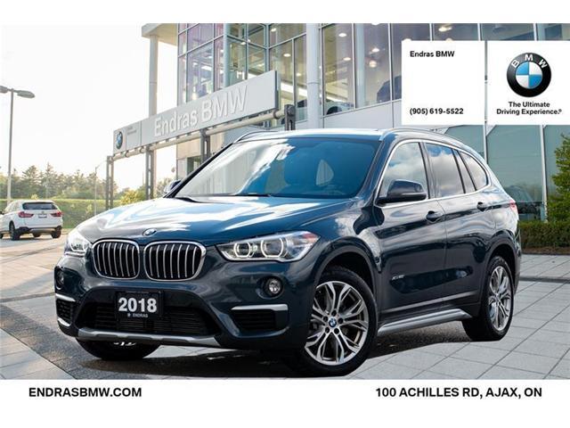 2018 BMW X1 xDrive28i (Stk: P5636) in Ajax - Image 1 of 22