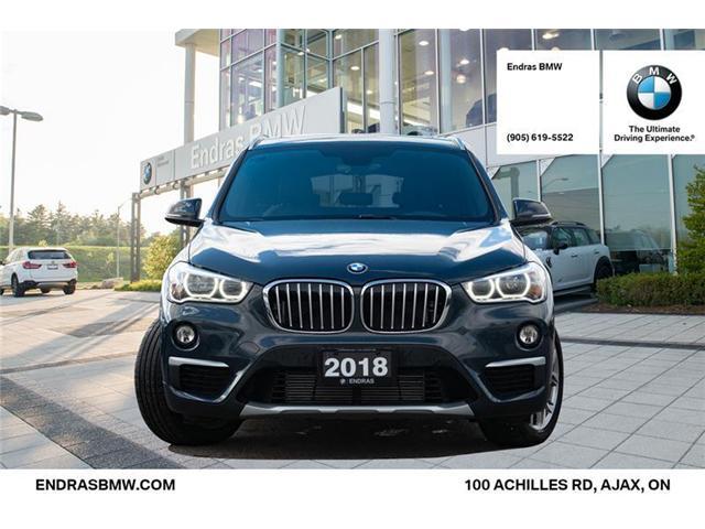 2018 BMW X1 xDrive28i (Stk: P5636) in Ajax - Image 2 of 22