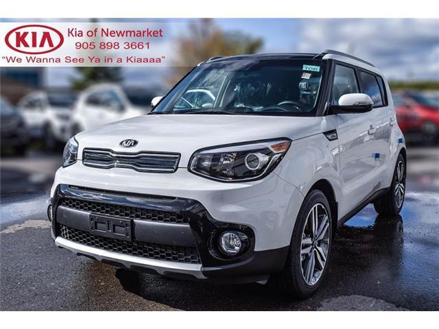 2019 Kia Soul EX Premium (Stk: 190092) in Newmarket - Image 1 of 19