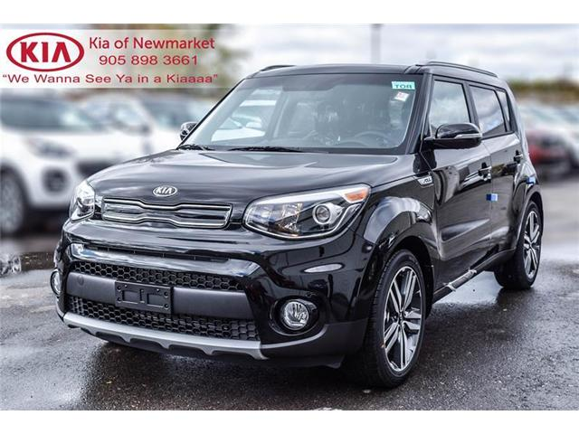 2019 Kia Soul EX Premium (Stk: 190098) in Newmarket - Image 1 of 19