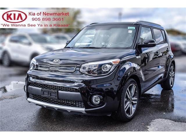 2019 Kia Soul EX Premium (Stk: 190100) in Newmarket - Image 1 of 20