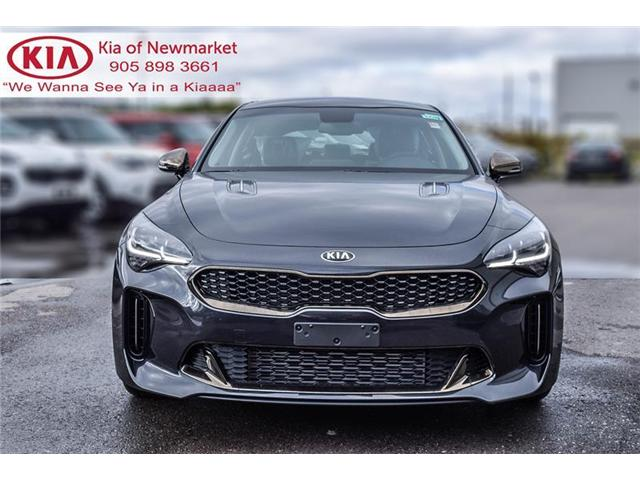 2019 Kia Stinger GT-Line (Stk: 190121) in Newmarket - Image 2 of 22