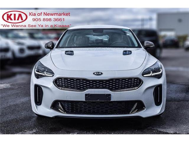 2019 Kia Stinger GT-Line (Stk: 190152) in Newmarket - Image 2 of 22