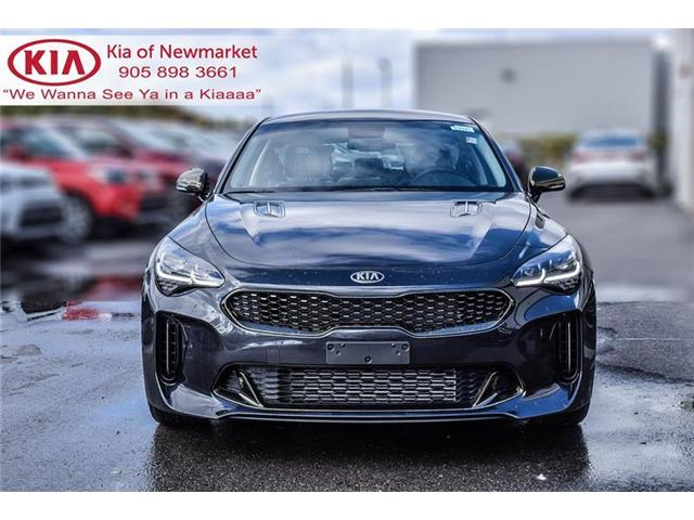 2019 Kia Stinger GT-Line (Stk: 190191) in Newmarket - Image 2 of 20