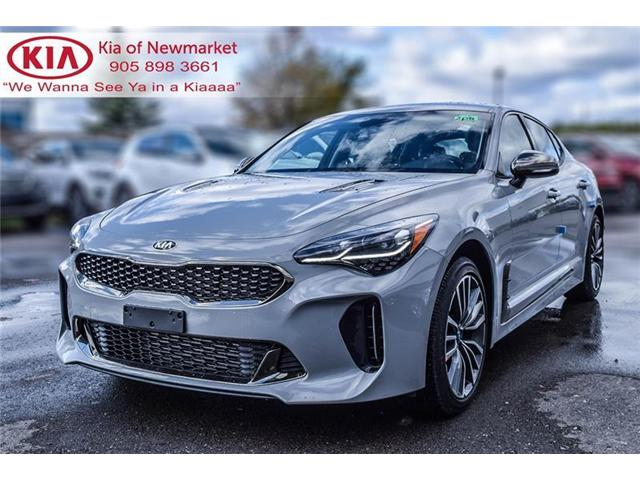 2019 Kia Stinger GT-Line (Stk: 190197) in Newmarket - Image 1 of 22