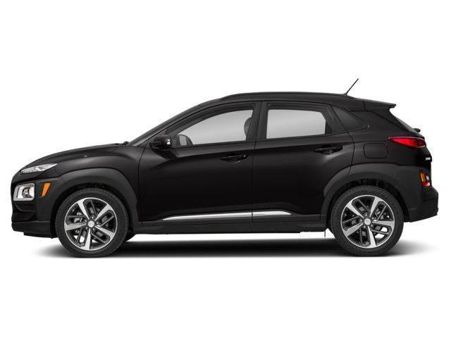 2019 Hyundai KONA 1.6T Ultimate (Stk: KN98489) in Edmonton - Image 2 of 9