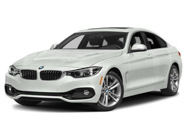 2019 BMW 440i xDrive Gran Coupe  (Stk: N36281) in Markham - Image 1 of 9